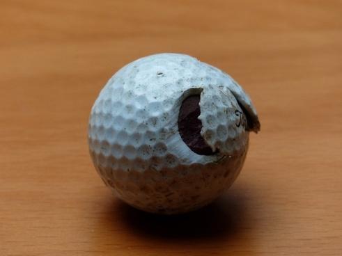 golf ball golf ball