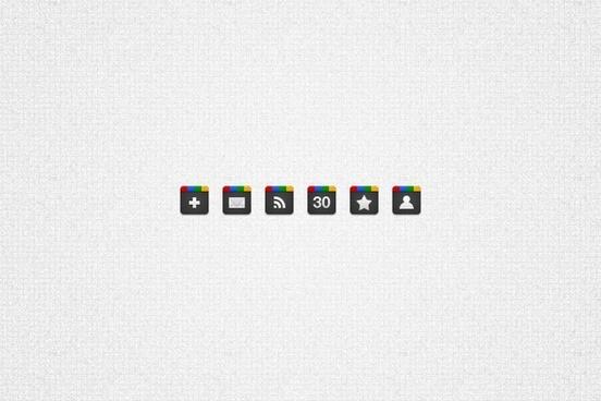 Google icons