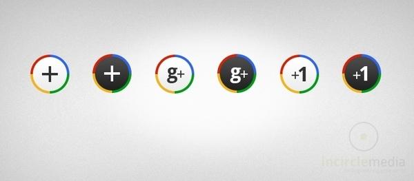 GooglePlus Icons