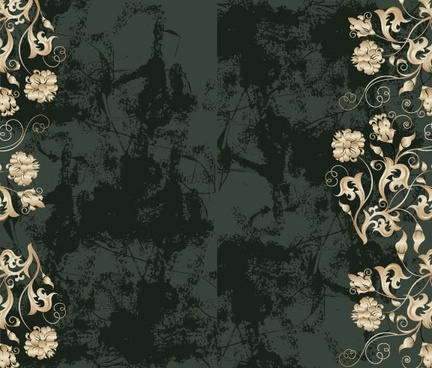 gorgeous and dirty background pattern vector