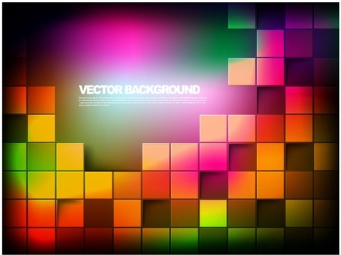 gorgeous box background 02 vector