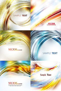 gorgeous dynamic background vector