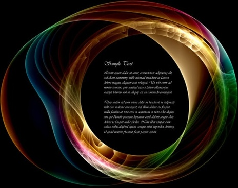 gorgeous dynamic flow line background 03 hd pictures
