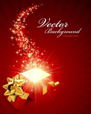 gorgeous festive background 02 vector
