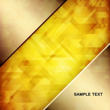 decorative background modern shiny golden decor