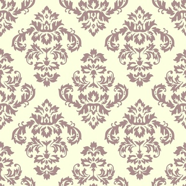 classical pattern template flat symmetric repeating design