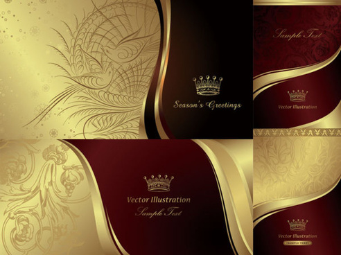gorgeous shading vector graphic