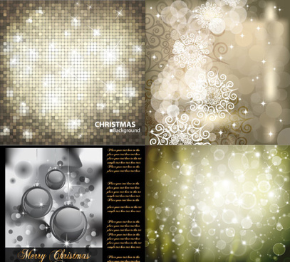 gorgeous star background vector