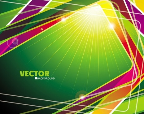 gorgeous threedimensional dynamic background 05 vector