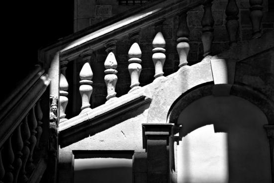 gothic shadows barcelona