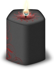 Gotic Candle