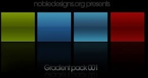 Gradient Pack 001