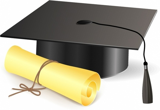 b9362cab Graduation cap free vector download (426 Free vector) for commercial ...