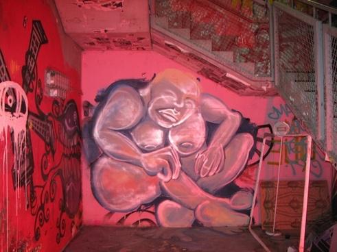 graffiti graffiti in the night berlin graffiti