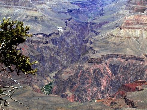 grand canyon colorado river water