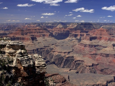grand canyon gorge arizona