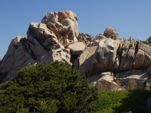 granite rock cliff