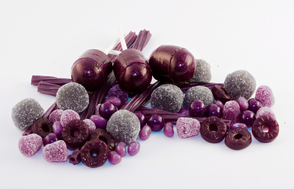 grape candy