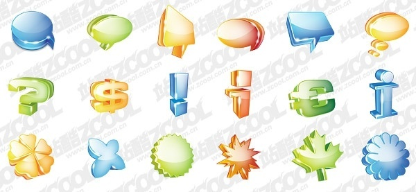 graphic symbol theme cool icon psd layered