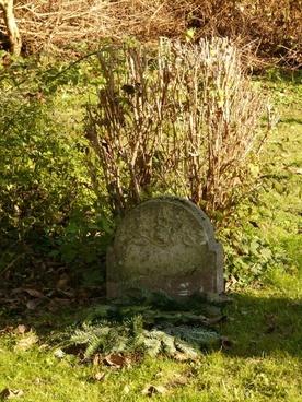 grave headstone stone