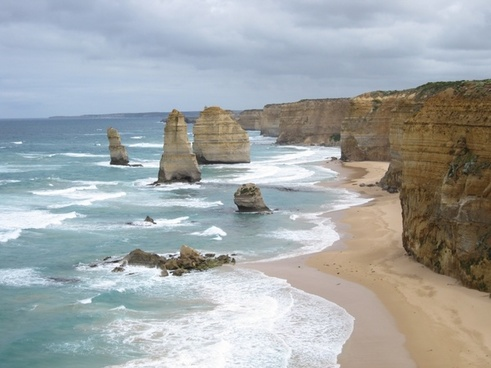 great ocean road australia twelve apostles