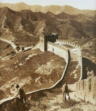 great wall of china border long great wall of china