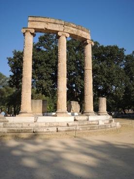 greece olympia site