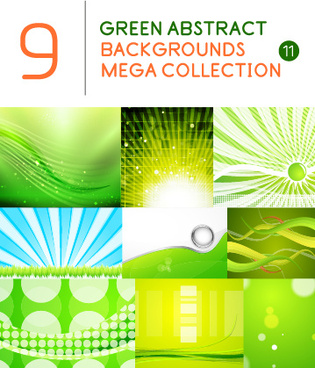 Green abstract background vector free vector download (56,096 Free