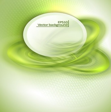green abstract style vector background graphic