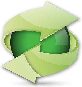 Green ball design