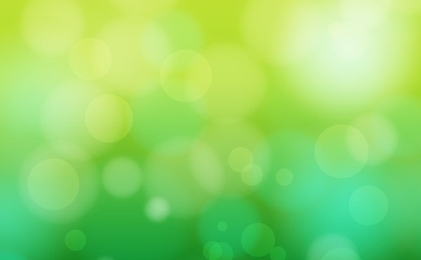 abstract background green bokeh style