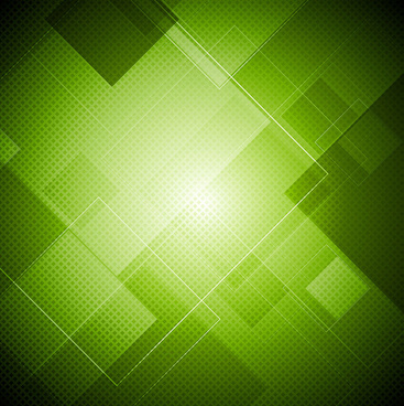 green checkered vector background