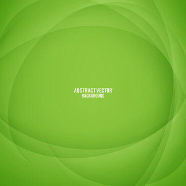 green curve abstract background