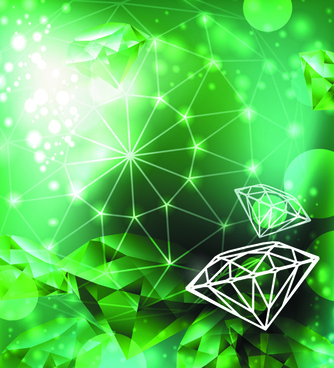 Vector Diamond Background Free Vector Download 48 343