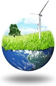 green earth picture