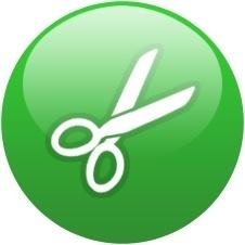 Green globe cut