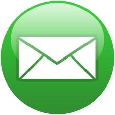 Green globe email