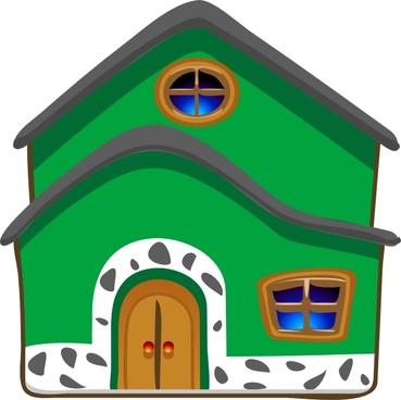 Green House Energy clip art