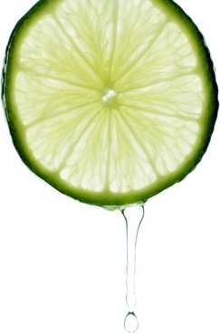 green lemon slices highdefinition picture 3