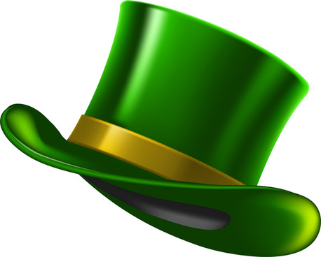 green magic hat