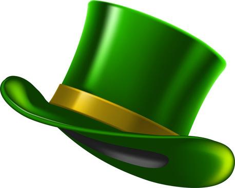 green magic hat