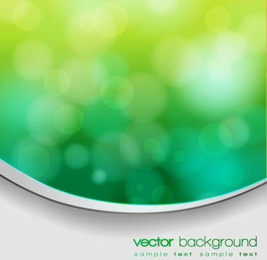 green natural blur the background 03 vector