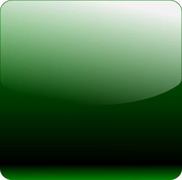 Green Square Icon Gradient clip art