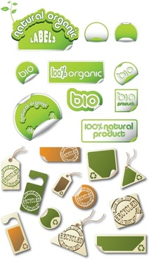 green tag vector