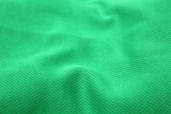 green textile background 2