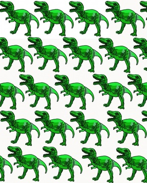 green trex background