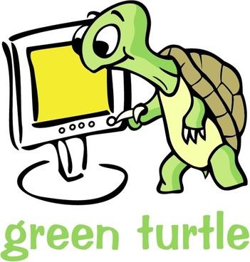 green turtle 0