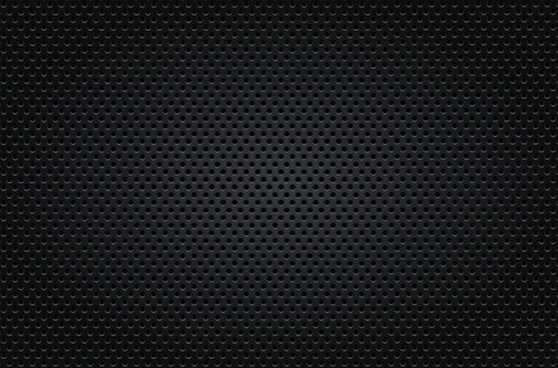 Grey Real Carbon Fiber Background Vector Graphic