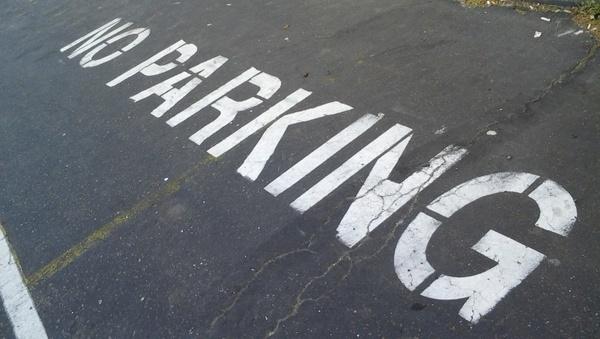 ground no parking