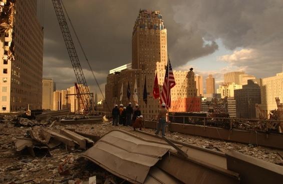 ground zero world trade center new york